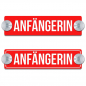 Mobile Preview: ANFÄNGERIN - 200x50mm